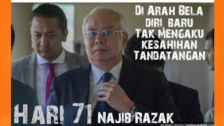 Hari 71 Perbicaraan Kes Najib Razak l Nafi Tergesa-gesa Letak SRC Dibawah MKD