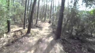 preview picture of video '2013-04-11 MTB Ciccalino Freeride'