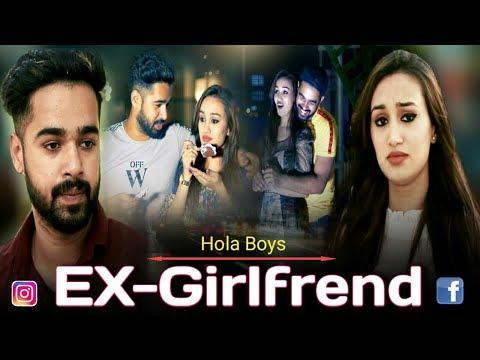 EX-GIRLFRIEND    HOLA BOYS    AAZAM KHAN