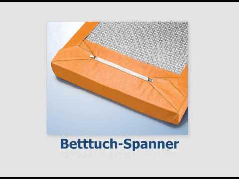 WENKO Top Idea Betttuch-Spanner