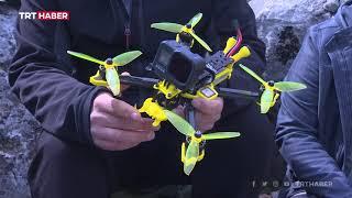 Yeni nesil dron teknolojisi: FPV