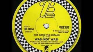 "Was (Not Was) - ""Out Come The Freaks"""