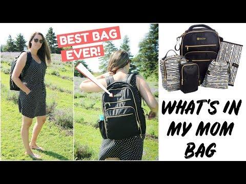KonMari Organization | What's in my Kalea Mom Bag!