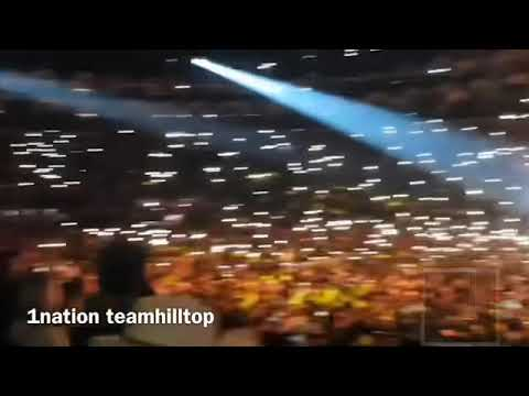 Davido and popcaan sold out London arena (Official video)
