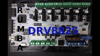 RUMBA   Installing A DRV8825