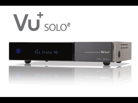 How to set a VU+ Solo 2 up in less than 15 minutes