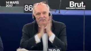 Le Parlement européen sanctionne Korwin-Mikke