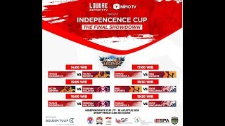 Independence CUP | MLBB Day 1