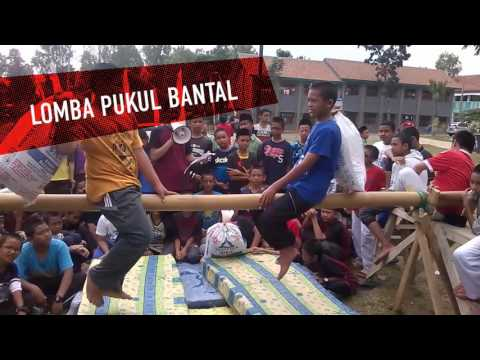 SMPIT Al-Multazam 2. 17 Agustus'an Lomba Tepuk Bantal