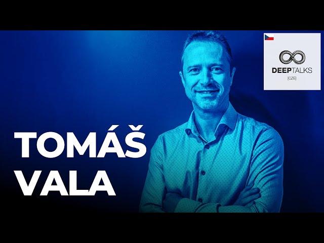 DEEP TALKS 105: Tomáš Vala – Generální ředitel rodinné firmy SIKO a druhá generace majitelů