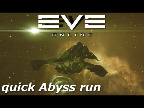 EVE Online: 3 BILLION ISK in 2 hours from Abyssal Dark Sites