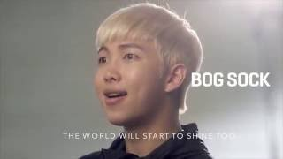 [ENG Sub] PUMA - 네가 빛나는 순간 BOG SOCK X BTS : ISSUE 4. 랩몬스터