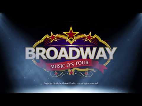 Broadway Music On Tour...