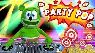 Gummy Bear - Party Pop (FULL ALBUM) - Gummibär Music Video Party Mix