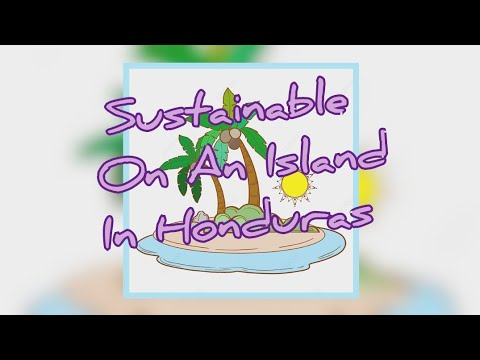 Permaculture Recycled – Off Grid project in Honduras | Central America | Auroras Eye Films