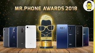 Best Phones of 2018: Mr. Phone Award Winners Revealed