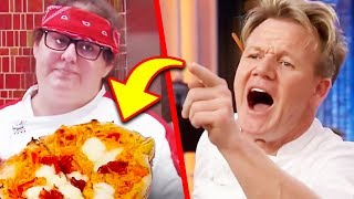 Top 10 Worst Pizzas Served to Gordon Ramsay