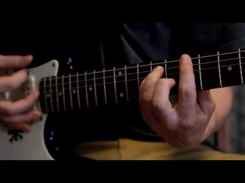 How to play Buttons by The Weeks - Electric Guitar Lesson
