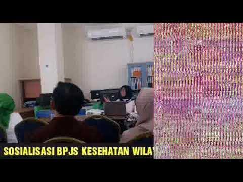 """BPJS Kesehatan JakTim """"Sosialisasi Edabu 4.0"""" 14/11/2018"""