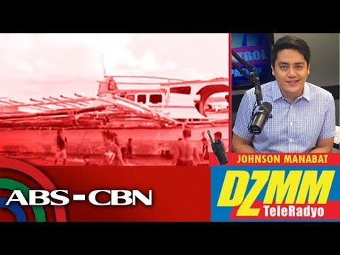 Ship captain in collision not meeting with Duterte on Monday, says wife | DZMM
