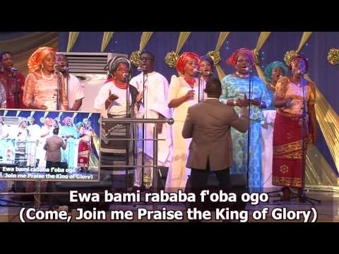 "Download Choir Special ""Nkanla Ni Jesu Se Funmi"" 1st January 2017 HD Mp4 3GP Video and MP3"
