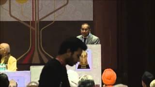 Hindu Organisational Conference @WHC 2014_Sradhanand Sital