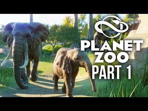 Gameplay de Planet Zoo Deluxe Edition