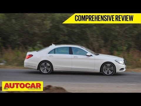 2014 Mercedes-Benz S-Class S500L | Comprehensive Review
