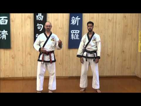 River Valley Tang Soo Do Academy - One Step Drills - Pick and ...