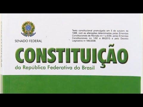 Constituição de 88 completa 30 anos