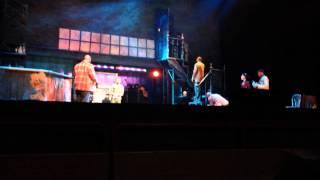 """""""Say a Prayer"""" Memphis the Musical Avionce Hoyles as Gator"""