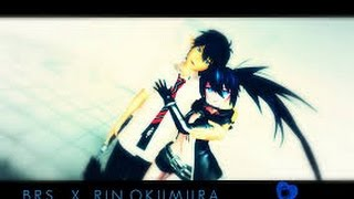 Rin Okumura X Black Rock Shooter AMV I'm In Love With A Killer