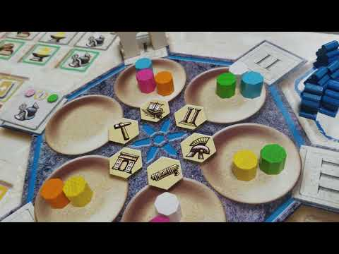 Trajan: How to Play