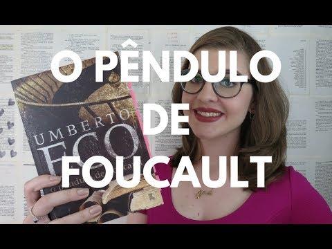 RESENHA: O Pêndulo de Foucault (Umberto Eco) por Gabriela Pedrão