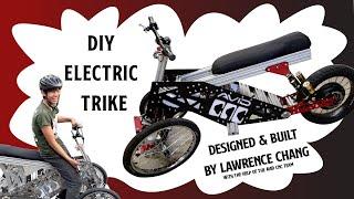 CNC DIY Electric Trike