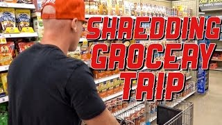What I Buy To Get Lean   Shredding Diet Grocery Trip