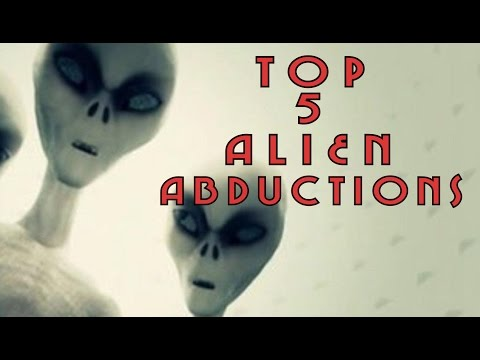 Top 5 Creepy Alien Abduction Procedures