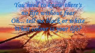 Michal Szpak- Colour Of Your Life With Lyrics