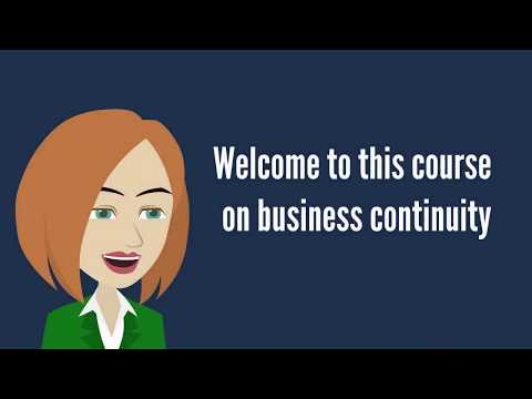 Introduction to Business Continuity - YouTube