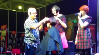 Обучение для парикмахеров. Окрашивание волос.