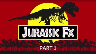 Jurassic FX – pt 1: The Global Code of Conduct and Prehedgeosaurus