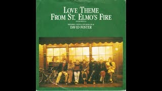 """Video thumbnail of """"David Foster - Love Theme From St. Elmo's Fire (1985) HQ"""""""
