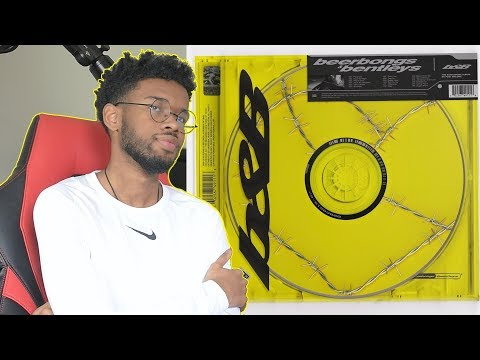 Post Malone - BEERBONGS & BENTLEYS First REACTION/REVIEW