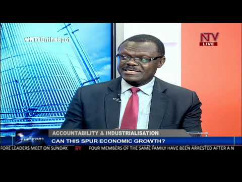 ON THE SPOT: Can accountability and industrialization spur economic growth?
