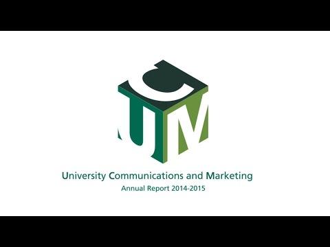 UCM Annual Report 2014–2015