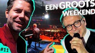 Een GROOTS weekend Vlog 11 staat nu online op ons YOUTUBEkanaal