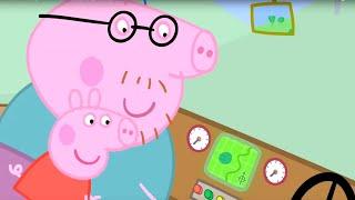 Свинка Пеппа на русском все серии подряд | Пеппа едет в библиотеку | Мультики
