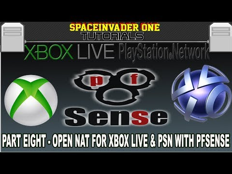 A comprehensive guide to pfSense   Pt 8   How to get Open NAT for Xbox One and PS4