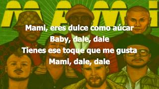 Piso 21, Black Eyed Peas - Mami - [LETRA/LYRIC OFICIAL]
