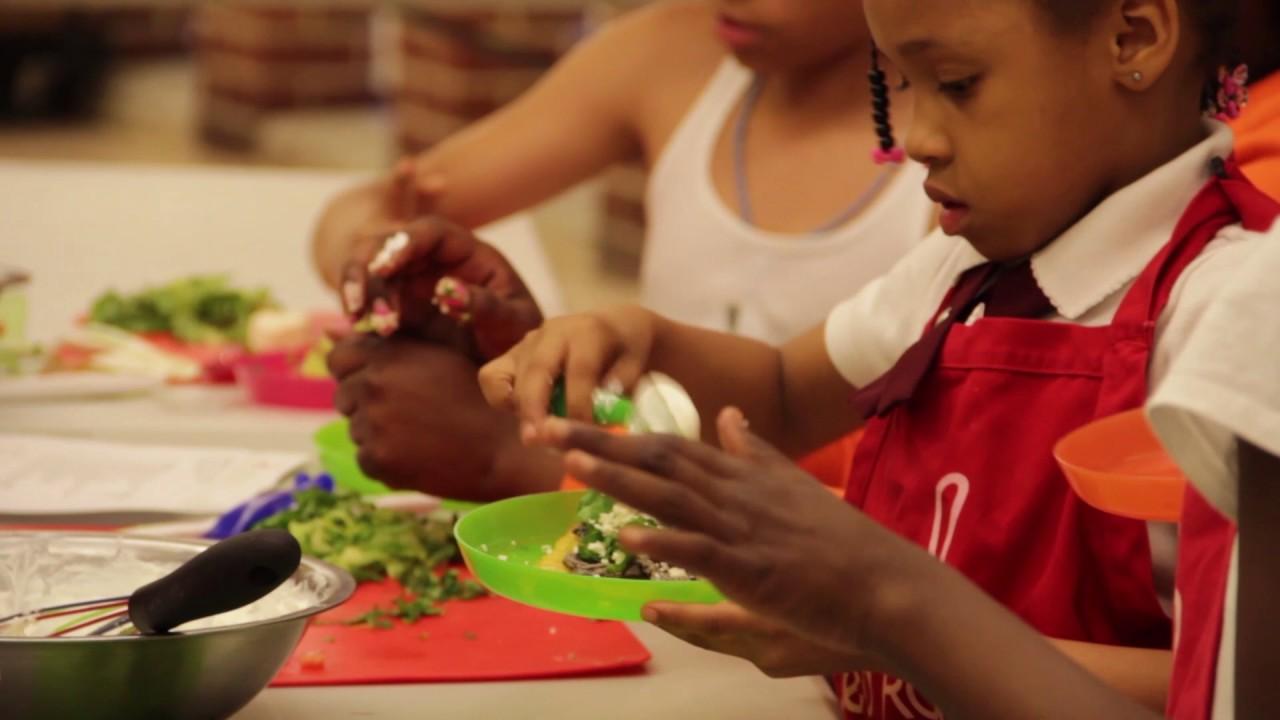 Get Healthy, East Harlem educational video